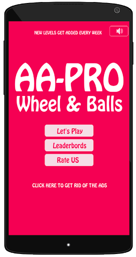 AA PRO™ - Pin The Circle