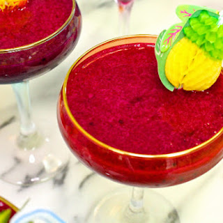 Dragon Fruit (Pitaya) Margarita Recipe!