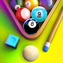 Real 8 Ball ; Billiard Game : Shooting Ball 2020 icon