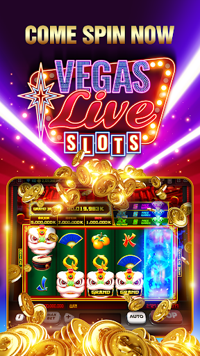 Vegas Live Slots : Free Casino Slot Machine Games apkpoly screenshots 8