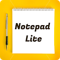 Notepad Lite - Simple Notebook & Diary icon