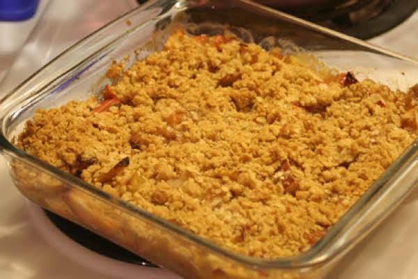 Mum's Apple Crisp Recipe