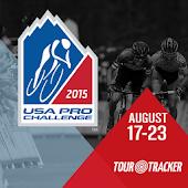 USA Pro Challenge Tour Tracker