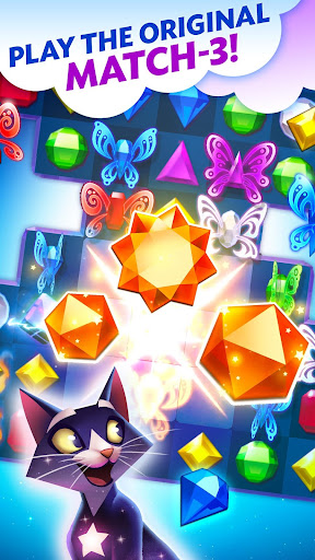 Bejeweled Stars: Free Match 3  mod screenshots 1