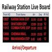 Live Railway Station Board APK