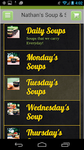 Nathan's Soup & Salad- screenshot thumbnail
