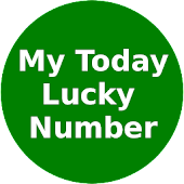 My Today Lucky Number