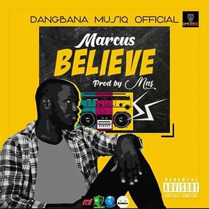 Cover Art for song BELIEVE_prod by mnsonthebeat
