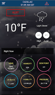 WeatherScope - Live Streaming Video Chat Message- screenshot thumbnail