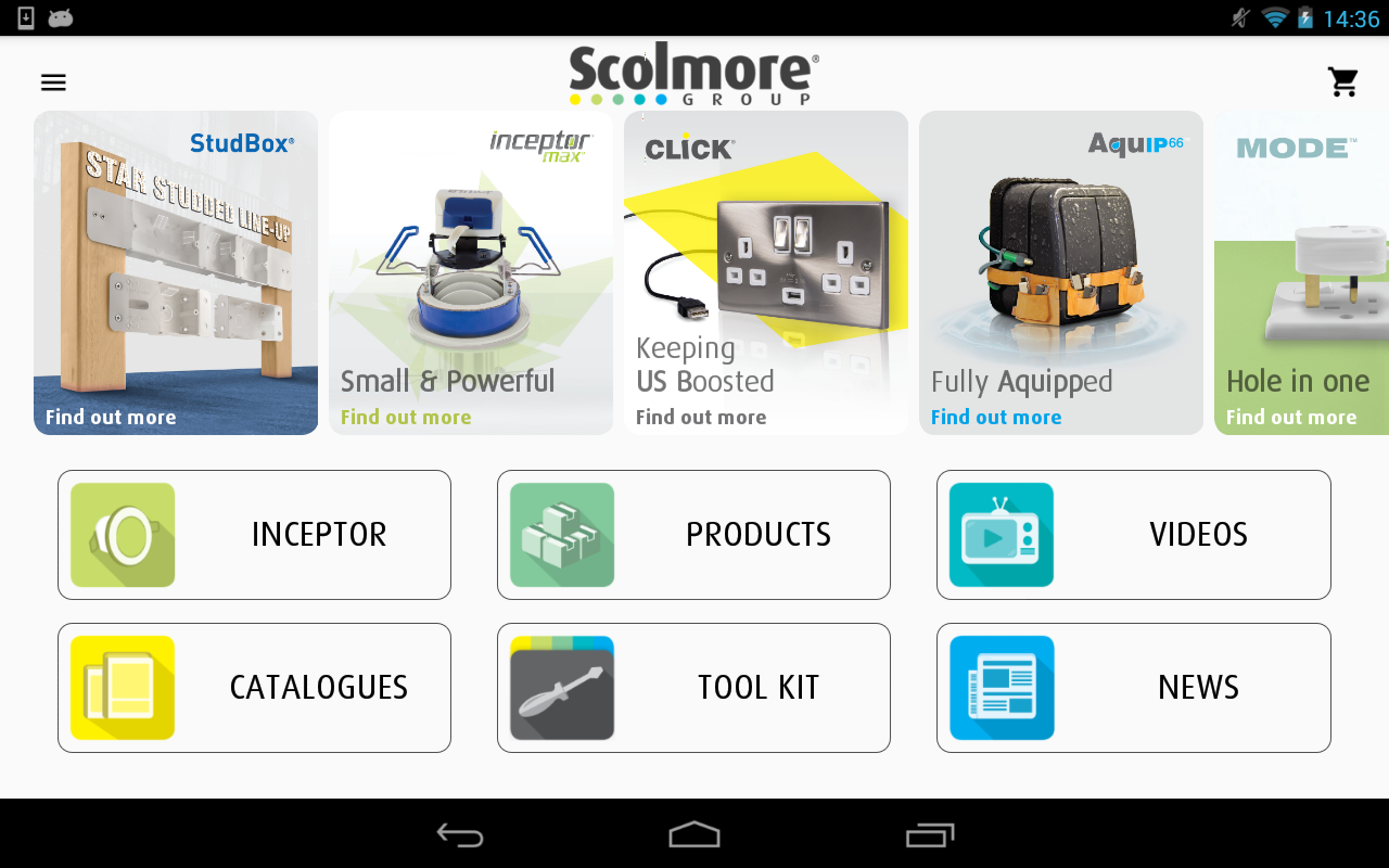 Scolmore- screenshot