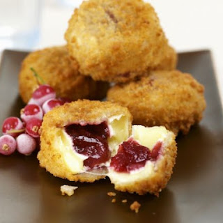 Stuffed and Fried Cheese.