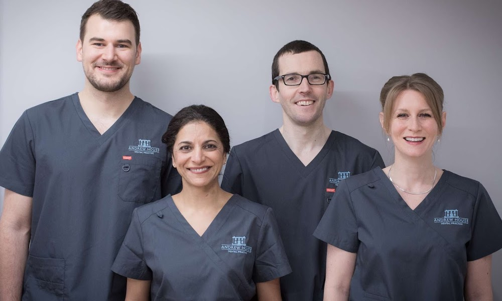 Clinical Dentists Tonbridge | Andrew House Dental Practice