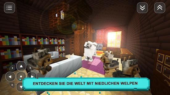 Welpen Welt Spiel Für Mädchen Apps Bei Google Play - Minecraft skyblock kostenlos spielen ohne download
