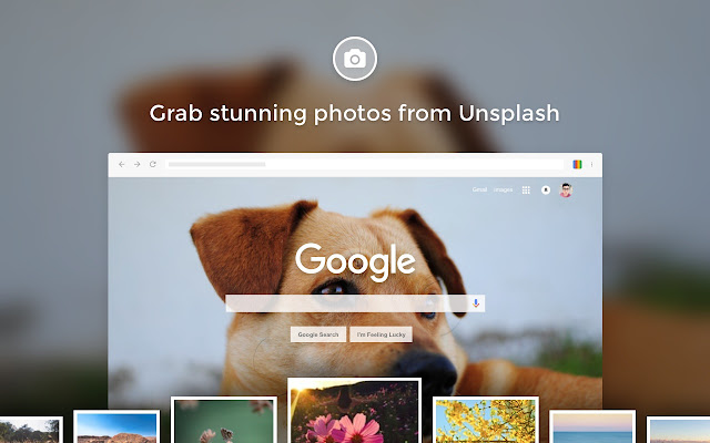 Custom New Tab Google Background Image Chrome Web Store