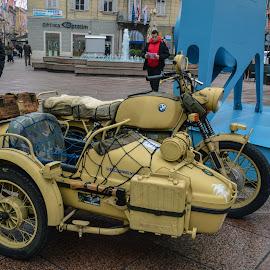 by Slavko Marčac - Transportation Motorcycles