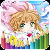 Tải How To Color CardCaptor Sakura miễn phí