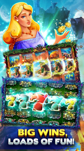 Free Slots Casino - Adventures  screenshots 1
