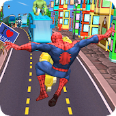 Tải Subway Spider World APK