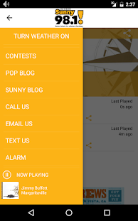 Sunny 98.1- screenshot thumbnail