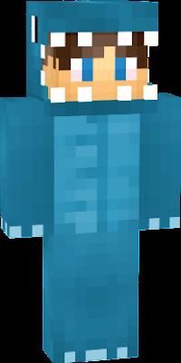 Dinosaur Nova Skin