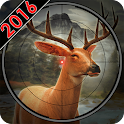 Deer Hunting in Jungle 2016 icon