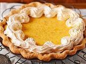 Apricot-custard Pie Recipe
