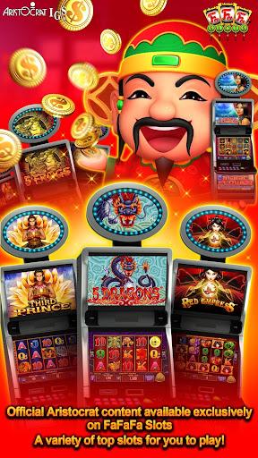 FaFaFa - Real Casino Slots screenshot 1