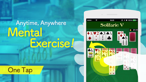 Solitaire Victory Lite - Free apkpoly screenshots 10