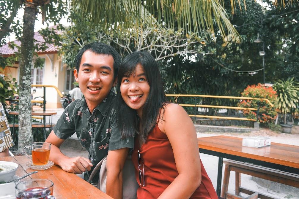 Cafe Gorong-Gorong Belitung