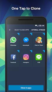 App Cloner ❤️ Çoklu hesap Ekran Görüntüsü