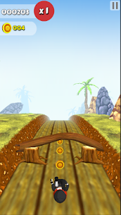 Download Subway ninja jungle run For PC Windows and Mac apk screenshot 2
