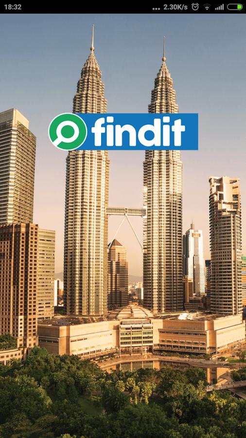 FINDIT MALAYSIA- screenshot