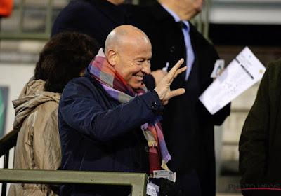 Luciano D'Onofrio veut que l'Antwerp joue le titre