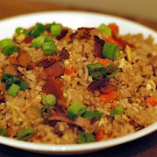 Bacon & Egg Fried Rice.
