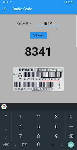 Dacia Service Reset 0.0.22 screenshots 2