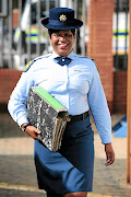 Constable Nompilo Ngwenya used  a woman's touch to help fearful  victims to open up so that a serial rapist is bust.  / THULANI MBELE