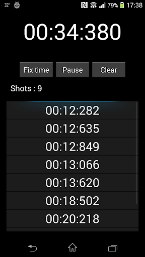 Shot Timer Free