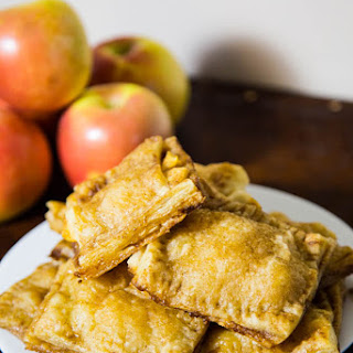 Easy Apple Pocket Pies.