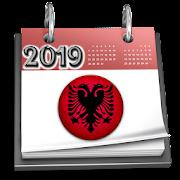 Albania Calendar 2019
