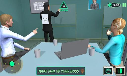 Scary Boss 3D  screenshots 1