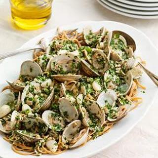 Seafood Spaghetti With Clam Sauce Recipes.