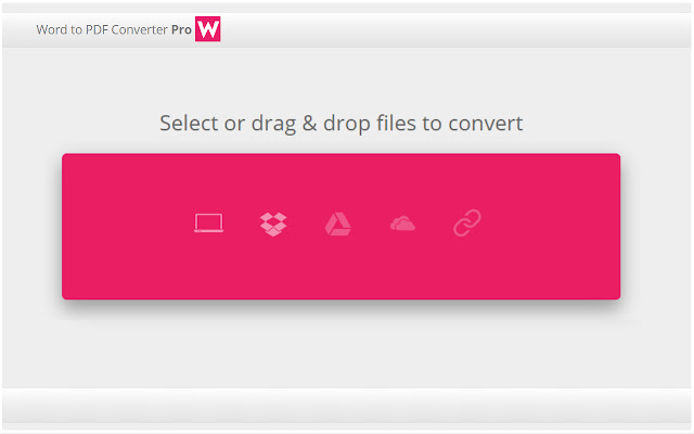 Word to PDF Converter Pro