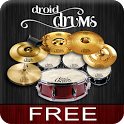 Drums Droid HD 2016 Free icon