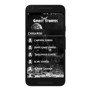 Ghost Story- screenshot thumbnail