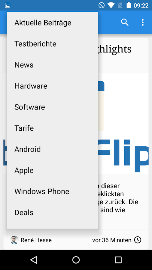 mobiFlip.de- screenshot