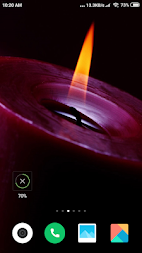 Candle Light  Wallpaper HD APK screenshot thumbnail 15