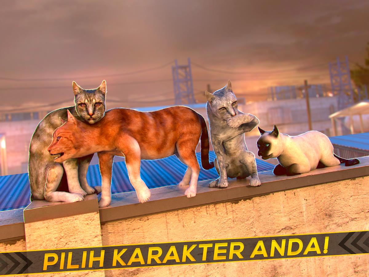 Kucing Dan Anjing Simulasi 3D Apl Android Di Google Play