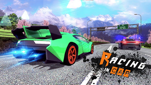 Racing In Car 3D 1.2 screenshots 4