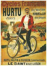 Photo: Hurtu byla průkopnická francouzská firma existující od roku 1896 do roku 1930. Vyráběla auta, šicí stroje a jízdní kola.