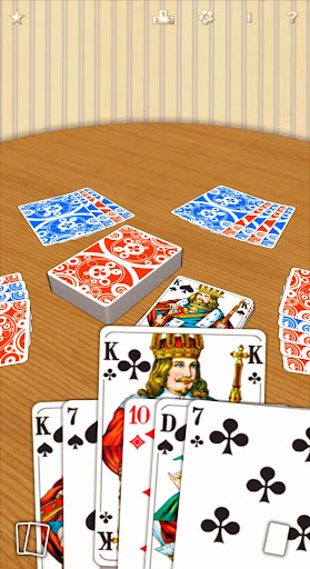 Crazy Eights free card game  screenshots 2